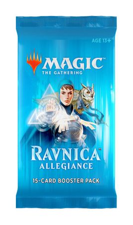 Magic Ravnica Allegiance Boosterpack (Englisch)