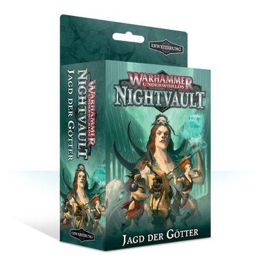 Warhammer Underworlds Godsworn Hunt (Deutsch)