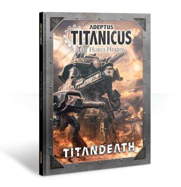Adeptus Titanicus Titandeath (Englisch)