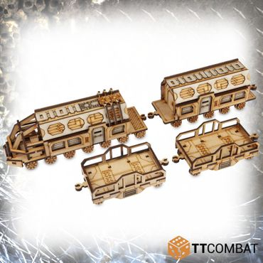 Supply Train Set 28mm