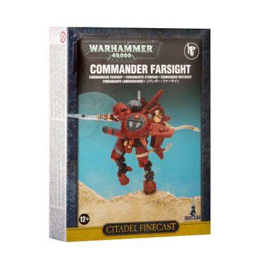 Tau Empire Commander Farsight [GW WEB EXKLUSIV]