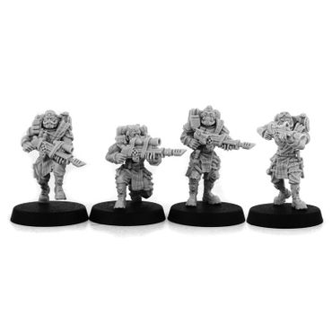 Imperial Soldiers Dead Dogs Squad – Bild 6