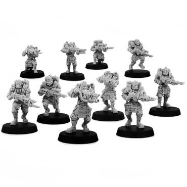 Imperial Soldiers Dead Dogs Squad