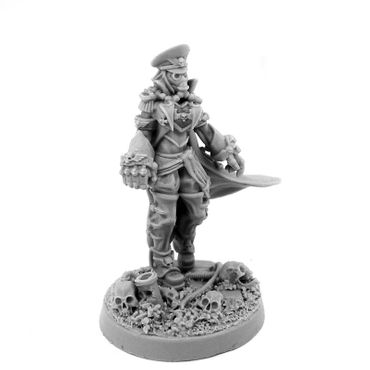 Imperial Soldier Female Commissar With Fists Of Power – Bild 4