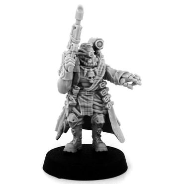 Imperial Soldier Dead Dogs Captain