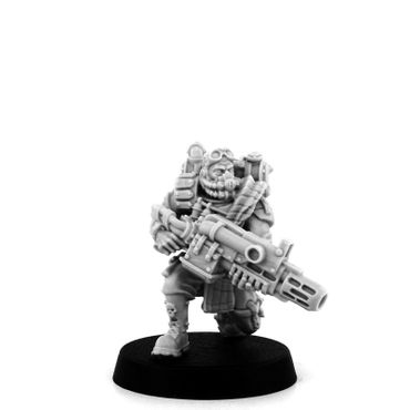 Imperial Soldier Dead Dog With Special Weapons – Bild 2
