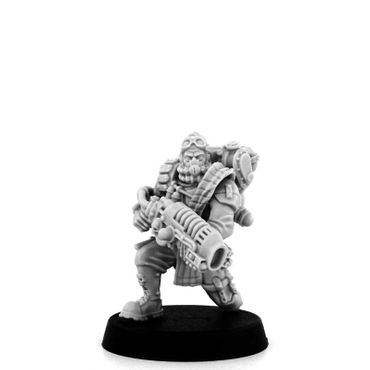 Imperial Soldier Dead Dog With Special Weapons – Bild 5