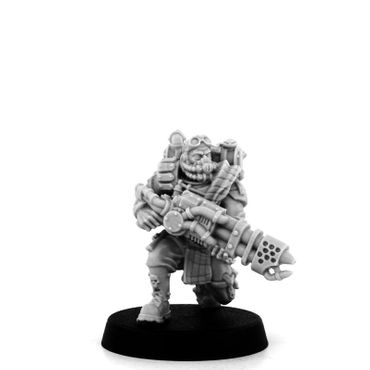 Imperial Soldier Dead Dog With Special Weapons – Bild 3