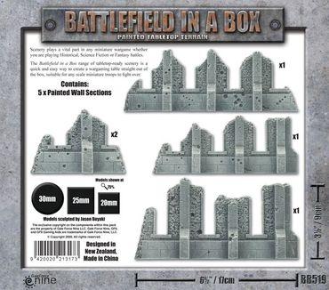 Battlefield in a Box Gothic Ruined Walls – Bild 8