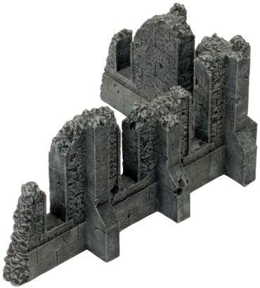 Battlefield in a Box Gothic Ruined Walls – Bild 7