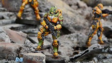 Yu Jing Invincible Army Sectorial Starter Pack – Bild 5
