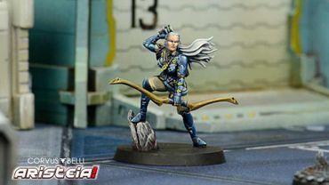 "Aristeia! Lunah ""Elven Ranger"" – Bild 2"