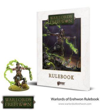 Warlords of Erehwon Rulebook (Englisch)