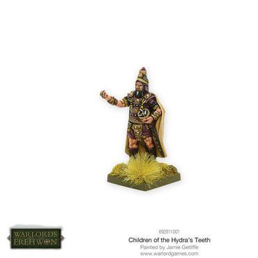 Warlords of Erehwon Children of the Hydra's Teeth Skeleton Host – Bild 3
