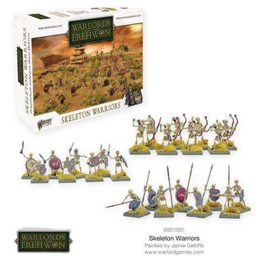 Warlords of Erehwon Skeleton Warriors