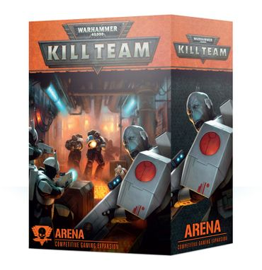 Warhammer 40.000 Kill Team Arena (Deutsch)