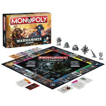 Warhammer 40.000 Monopoly (Deutsch) – Bild 2