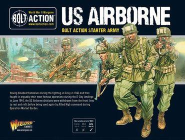US Airborne Starter Army (1944-45) 28mm