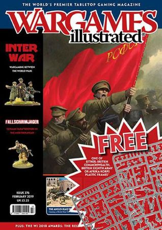 Wargames Illustrated 376 Februar 2019 (Englisch)