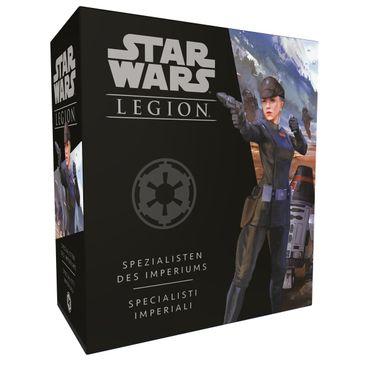 Star Wars Legion Spezialisten des Imperiums Erweiterung (Deutsch/Italienisch)