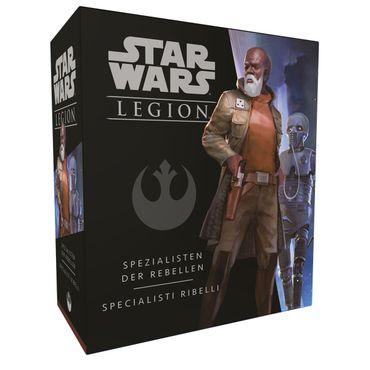 Star Wars Legion Spezialisten der Rebellen Erweiterung (Deutsch/Italienisch) – Bild 1