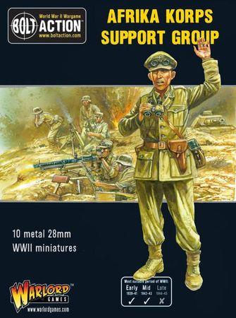 German Afrika Korps Support Group 28mm