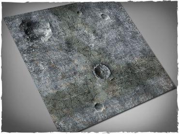 Deep Cut Studio Wargames Terrain Mat City Ruins 4x4
