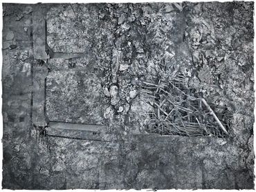 Deep Cut Studio Wargames Terrain Mat City Ruins 4x6 – Bild 4