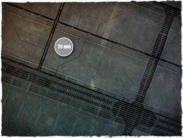 Deep Cut Studio Wargames Terrain Mat Neo Tokyo 4x4 – Bild 3