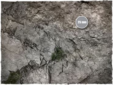 Deep Cut Studio Wargames Terrain Mat Medieval Ruins 4x4 – Bild 5