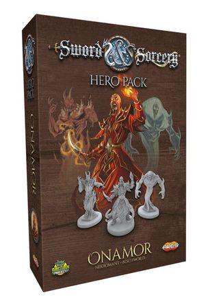 Sword & Sorcery Onamor Hero Pack Erweiterung (Deutsch)