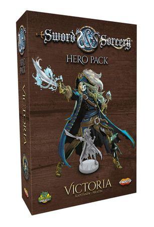 Sword & Sorcery Victoria Hero Pack Erweiterung (Deutsch)