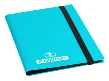 9-Pocket FlexXfolio Aquamarin
