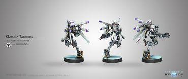 ALEPH Garuda Tactbots (Spitfire)