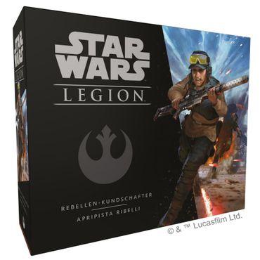 Star Wars Legion Rebellen Kundschafter Erweiterung (Deutsch/Italienisch)