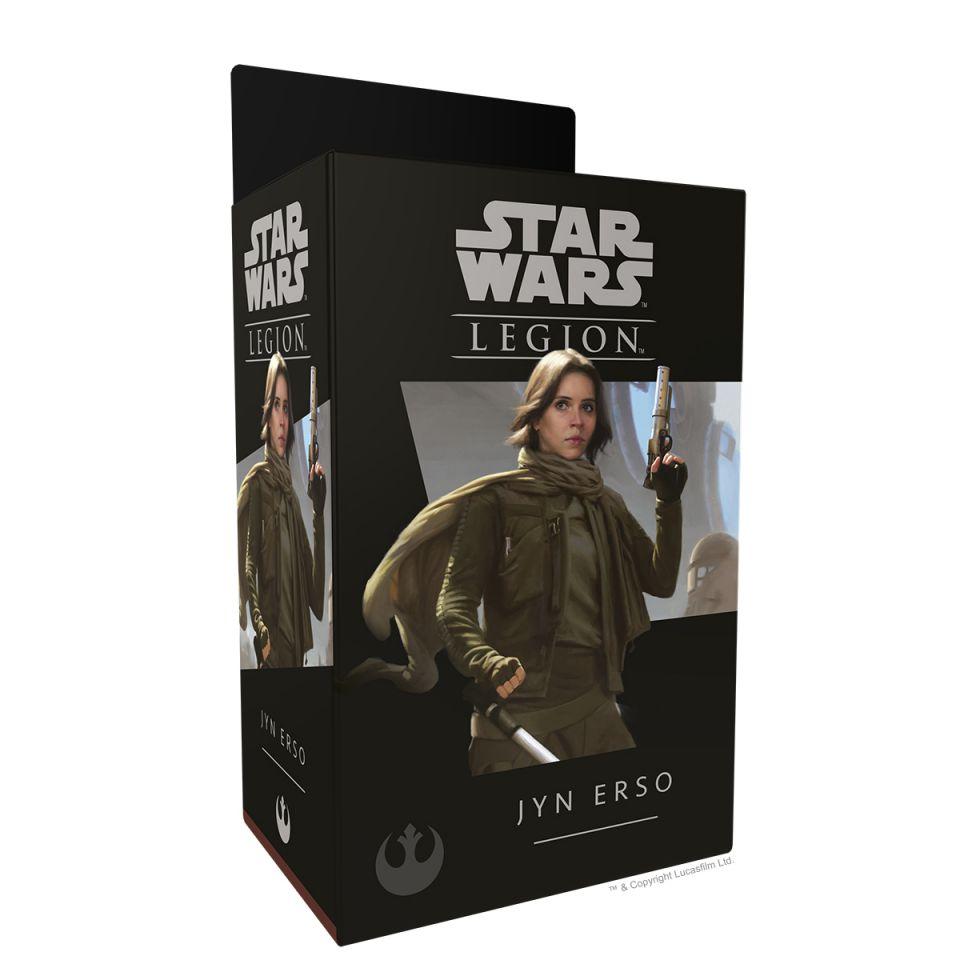 Jyn Erso /• Erweiterung DE//IT Legion Star Wars