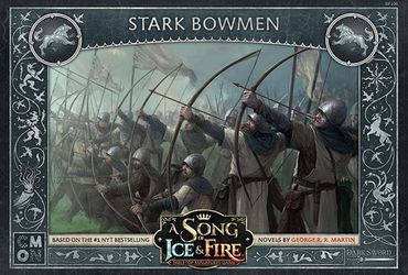 A Song Of Ice And Fire Stark Bowmen (Englisch)