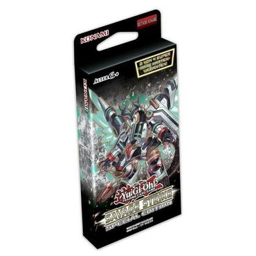 Yu-Gi-Oh! Savage Strike Special Edition Pack (Deutsch)