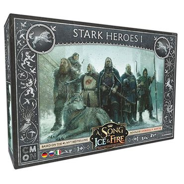 A Song Of Ice And Fire Stark Heroes 1 (DE/IT/RU)