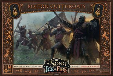 A Song Of Ice And Fire Bolton Cutthroats (DE/ES/FR/IT/CN/RU)