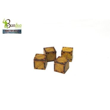Prepainted Crates Set – Bild 1
