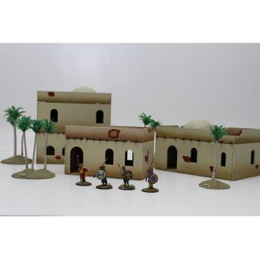 North Africa Building Set 3 – Bild 3