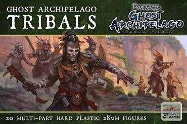Frostgrave Ghost Archipelago Tribals