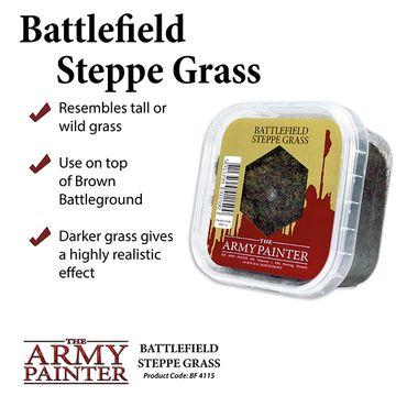 Battlefield Steppe Grass Basing 150ml