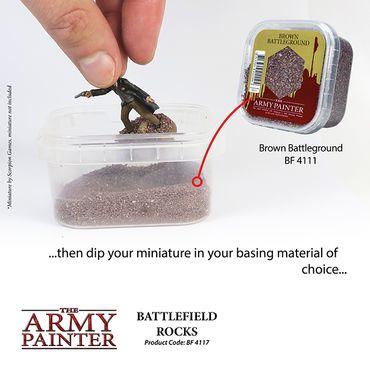 Battlefield Rocks Battleground Basing 150ml – Bild 4