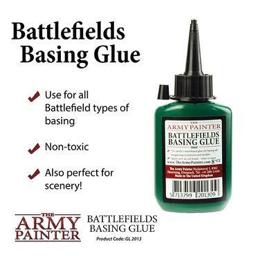 Battlefields Basing Glue 50ml