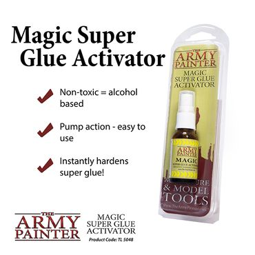 Magic Super Glue Activator (Sekundenkleber Activator) 20ml