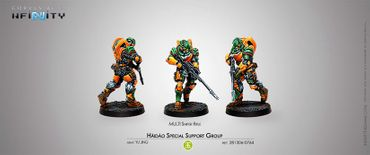 Yu Jing Hâidào Special Support Group (MULTI Sniper Rifle)