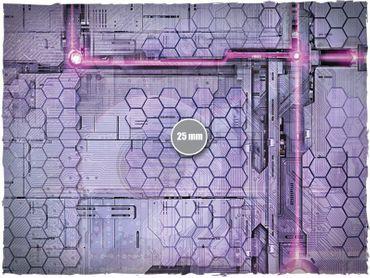 Deep Cut Studio Wargames Terrain Mat ALEPH 4x4 – Bild 2