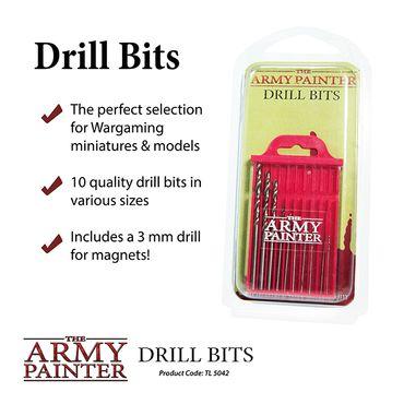 Drill Bits (kleine Bohrer)